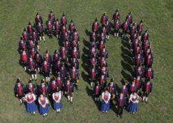 90 Jahre SChützenkompanie 2014