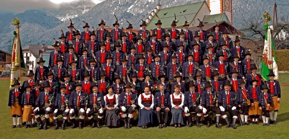 Bild der Speckbacher Schützenkompanie Absam