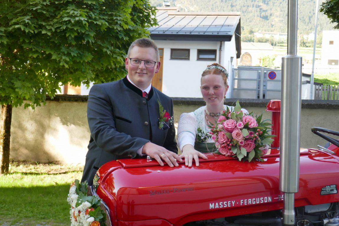 Hochzeit Klausner