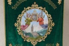 Fahne der Speckbacher Schützenkompanie Absam