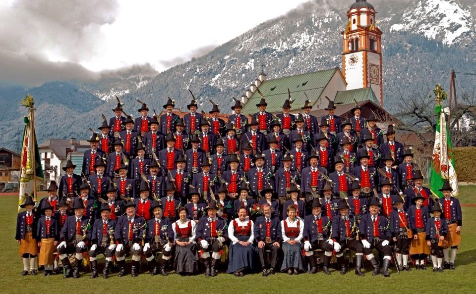 Schützenkompanie Absam Headerbild