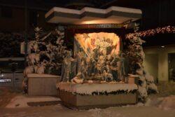 Weihnachtskrippe Gemeinde
